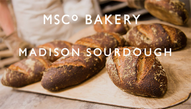 Bakery Madison Sourdough, USA, milling with Osttiroler grain mills - Green