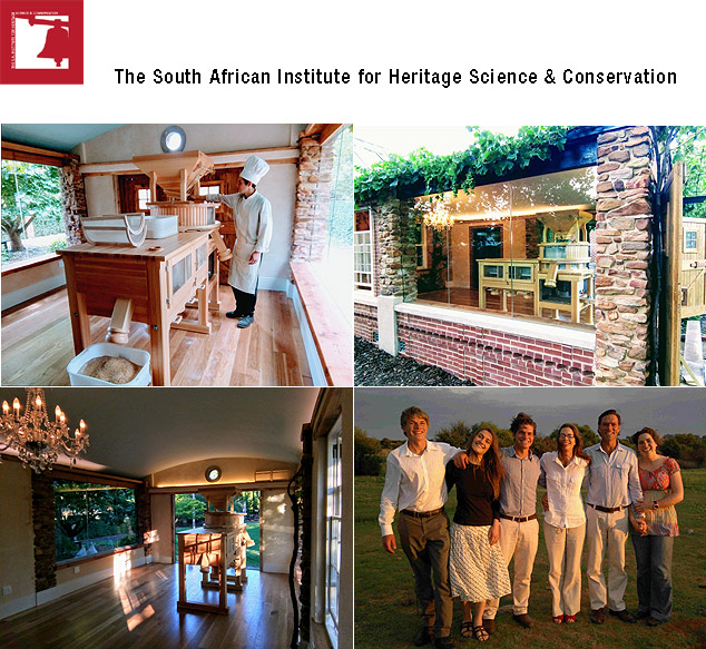 The South African Institute for Heritage Science & Conservation